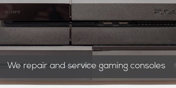 console repair and service