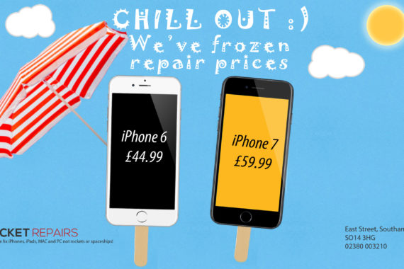 iphone repair southampton