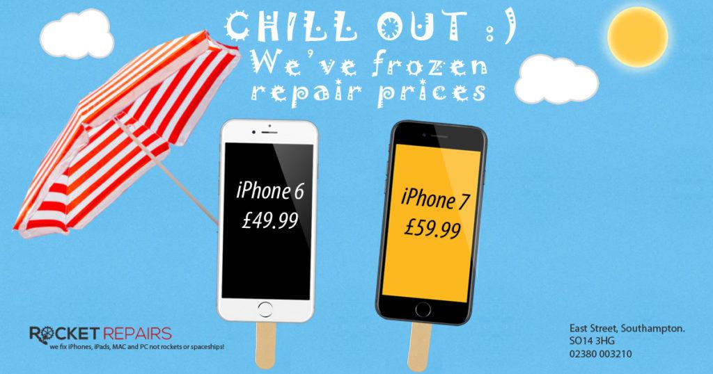 iphone repair southampton discount